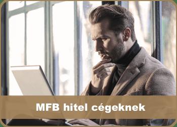 MFB hitel cégeknek